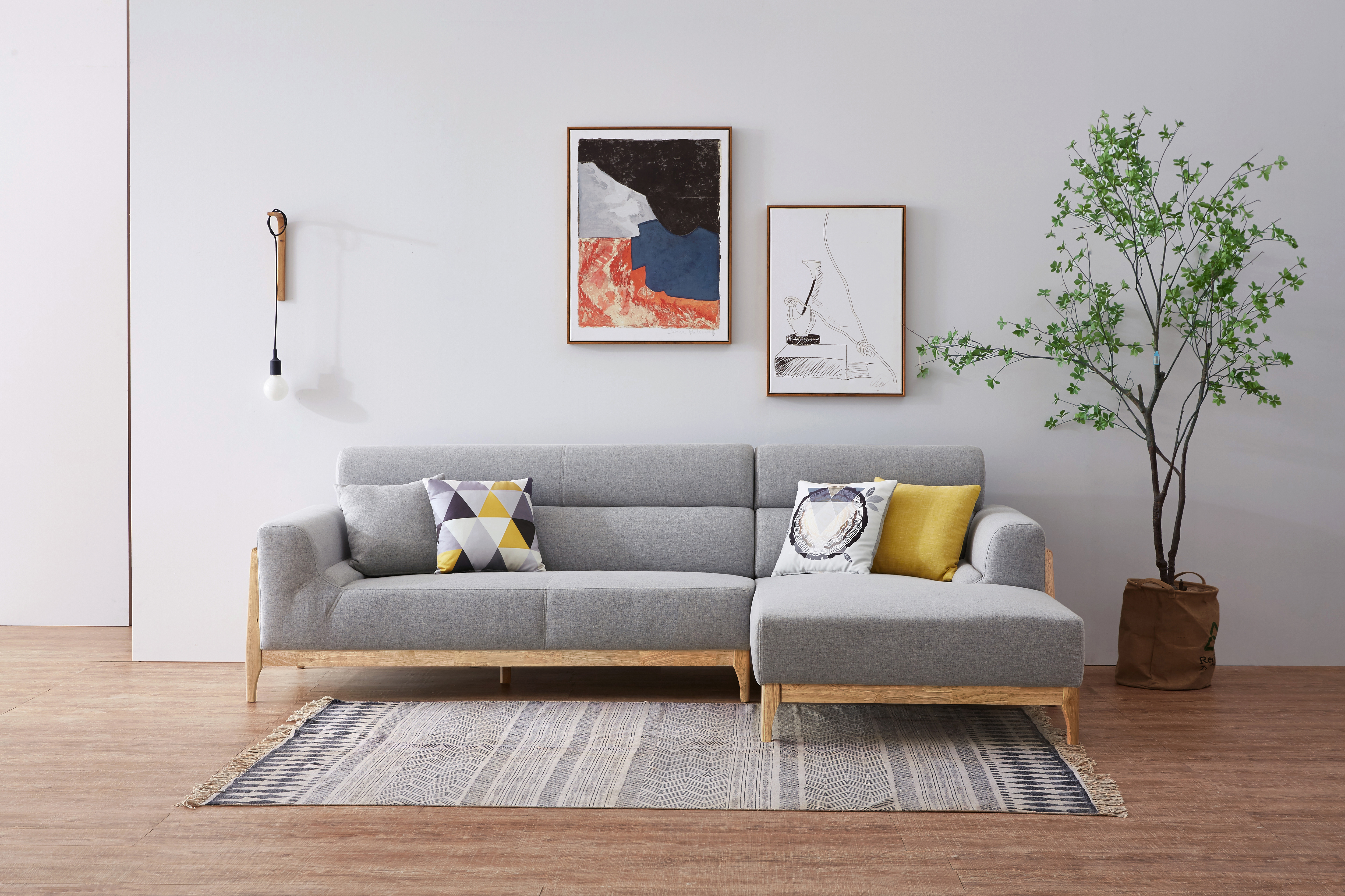 Choose Small Furniture, Or Eliminate The Furniture In The First Place