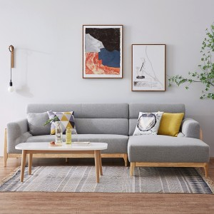 Charlotte Left Sectional Sofa
