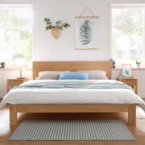 Tanya Solid Wood Bed Frame